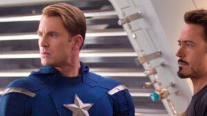Avengers Captain America 2012
