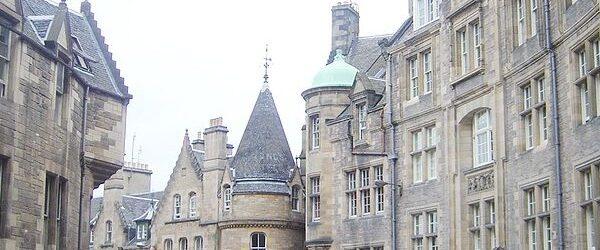 Edinburgh by David Monniaux