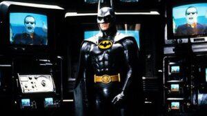 Batman Michael Keaton Tim Burton