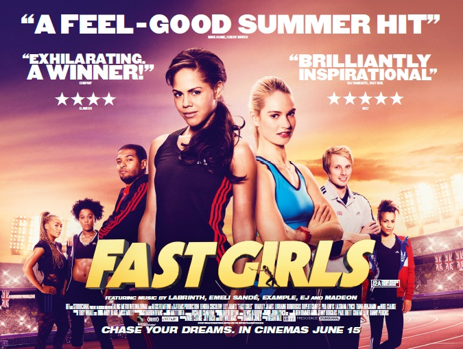Fast Girls 2012