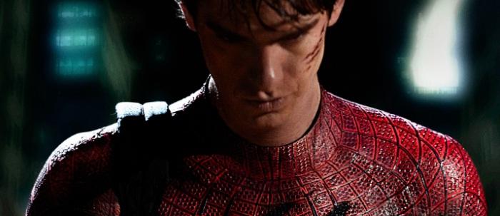 The Amazing Spider-Man Andrew Garfield