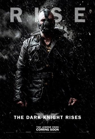 TDKR Bane Poster