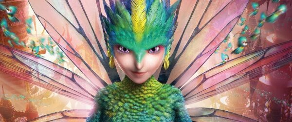 Rise of the Guardians Tooth Fairy
