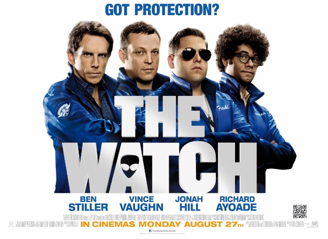 The Watch Poster 2012
