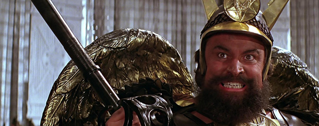 Brian Blessed in Flash Gordon 1980