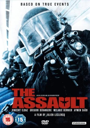 The Assault DVD 2012