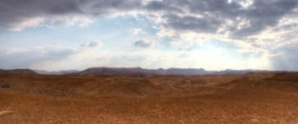 Desert by Ubub92 2012