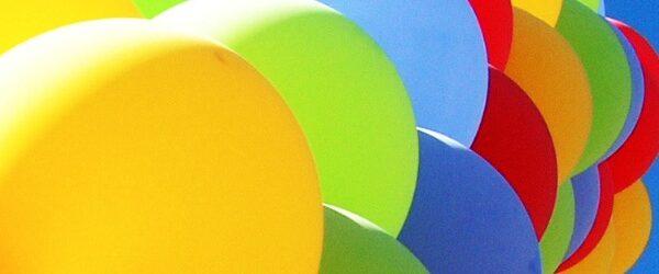 Balloons by Ishmael Orendain 2012