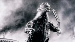Godzilla to be remade for 2014