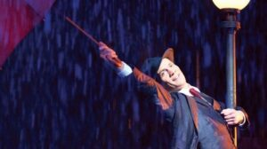 Singin in the Rain at the Palace Theatre - by Manuel Harlan