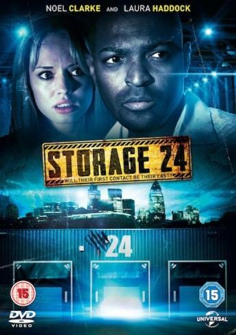 Storage 24 DVD 2012