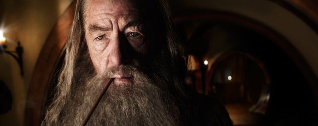 Lord of the Rings Gandalf The Hobbit 2012