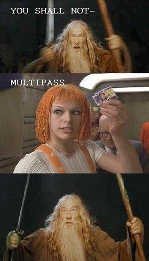 LOTR Meme Multipass