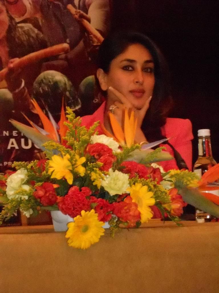 Kareena Kapoor  - Satyagraha