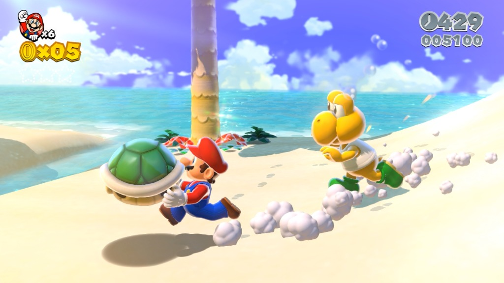 Super Mario 3D World - Shot 1