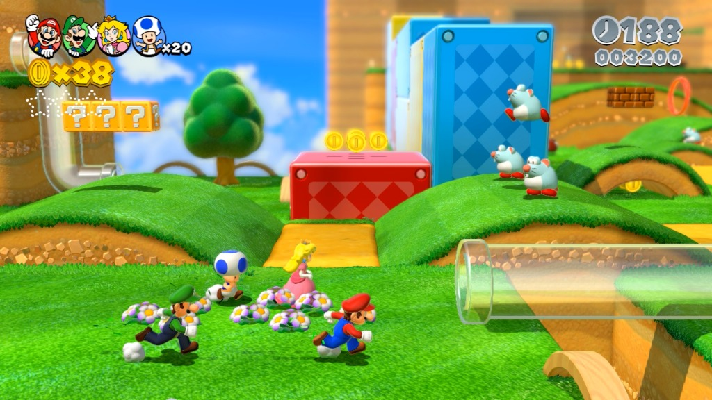 Super Mario 3D World - Shot 2