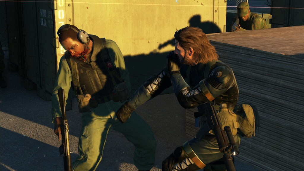 Metal Gear Solid Ground Zeroes4
