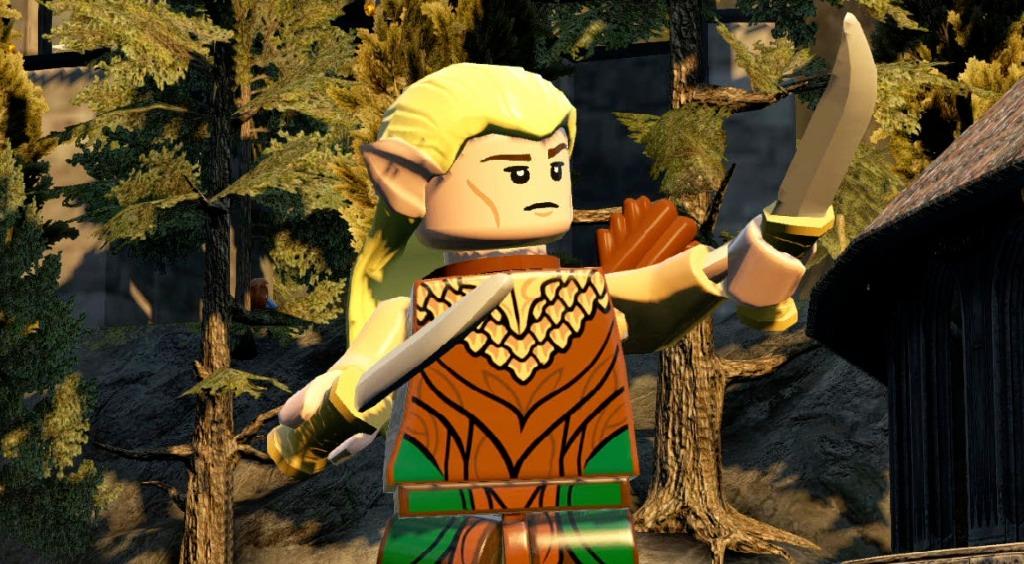Legolas2-LegoHobbit-Screenshots