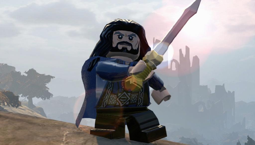 Thorin1-LegoHobbit-Screenshots