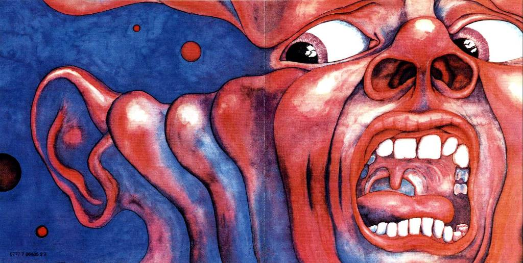 King Crimson In The Court-Of-The-Crimson-King