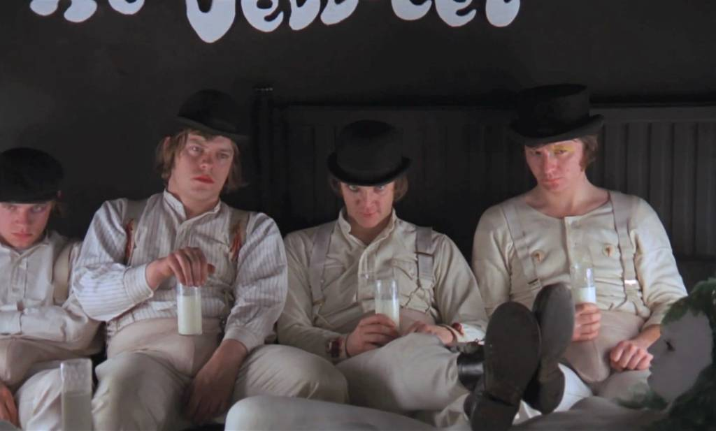 Clockwork Orange Opening - 2