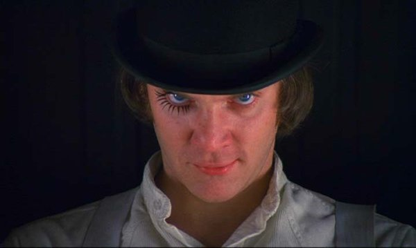 Clockwork Orange Opening