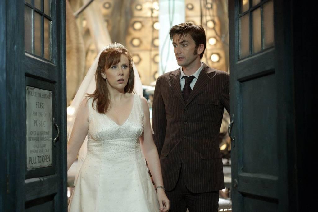 Runaway Bride - Dr Who