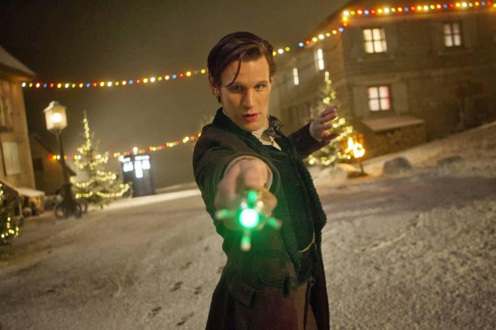 The Time of the Doctor - Dr Who