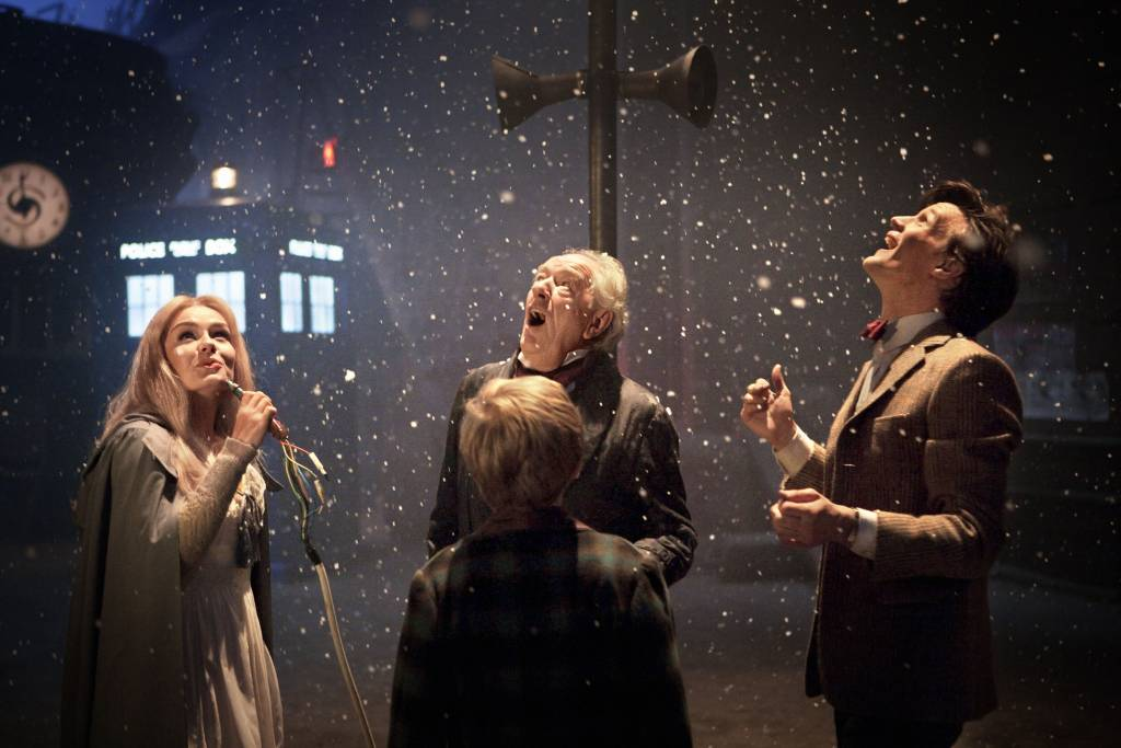 Christmas Carol - Dr Who