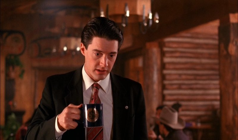dale cooper i only have time