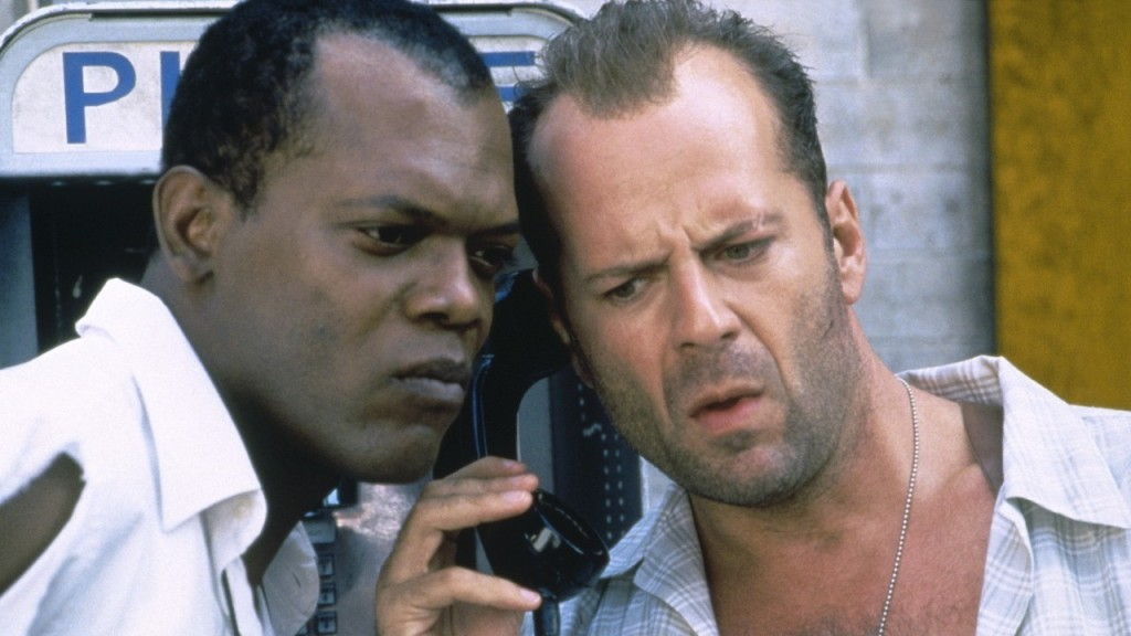 die hard with a vengeance bruce willis samuel l jackson