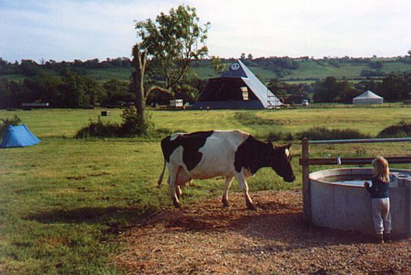 Worthy Farm - 1983
