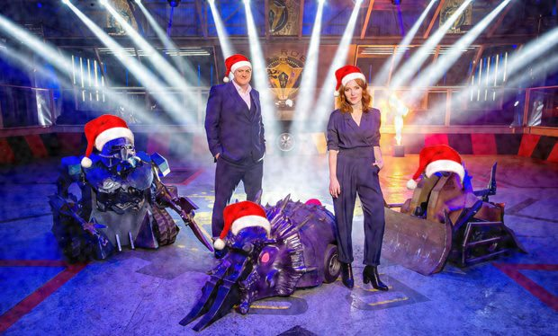 what_time_is_the_robot_wars_christmas_special_on_tv_