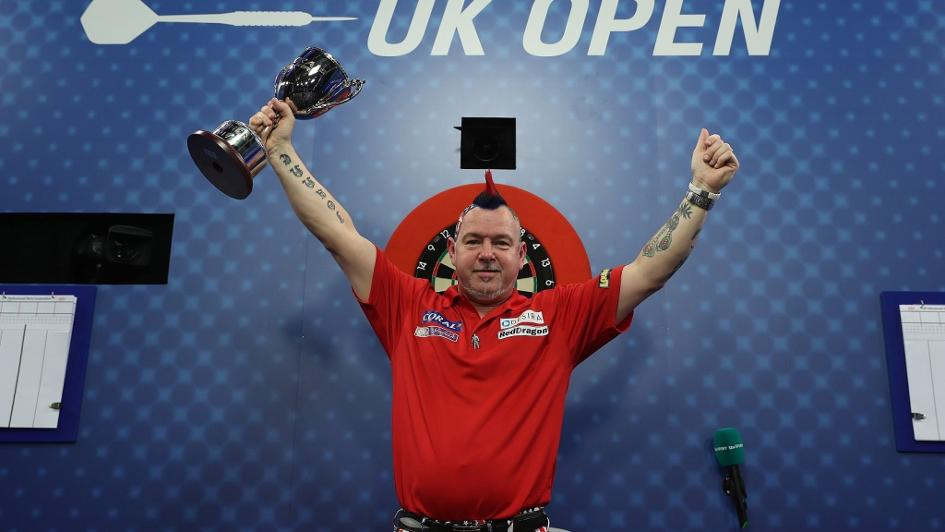 Is Peter Wright set to grab top spot?