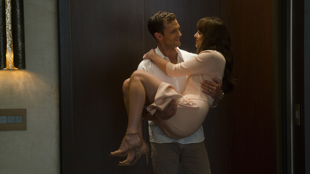 Review Fifty Shades Freed 2018